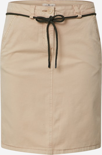 TOM TAILOR Rock in beige, Produktansicht