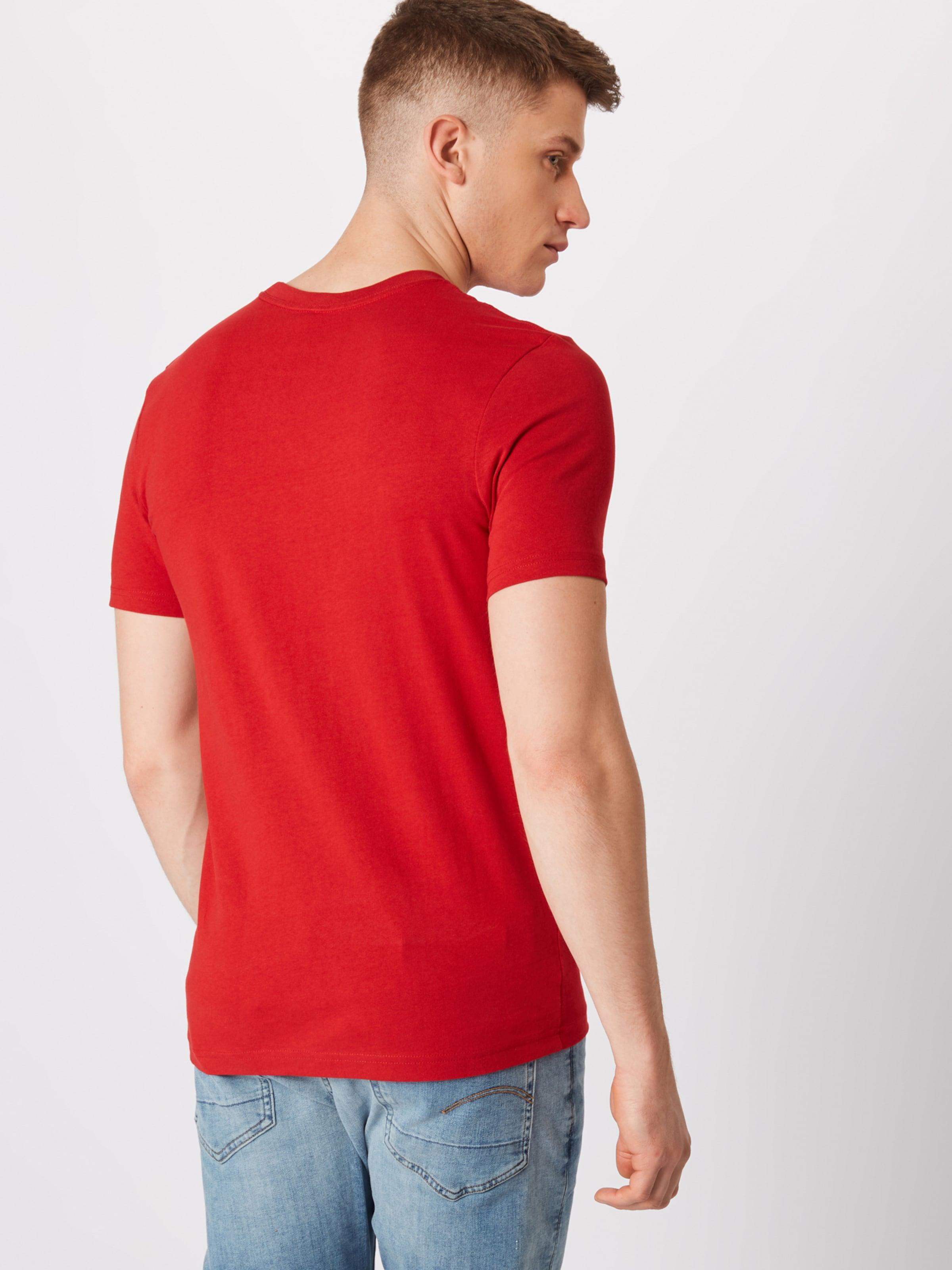 Raw RotWeiß 'graphic' In G Shirt star y7bf6g