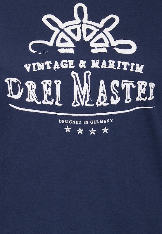 DREIMASTER DreiMaster Longsleeve