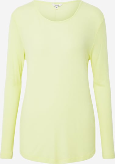 mbym Shirt 'Paola' in gelb, Produktansicht