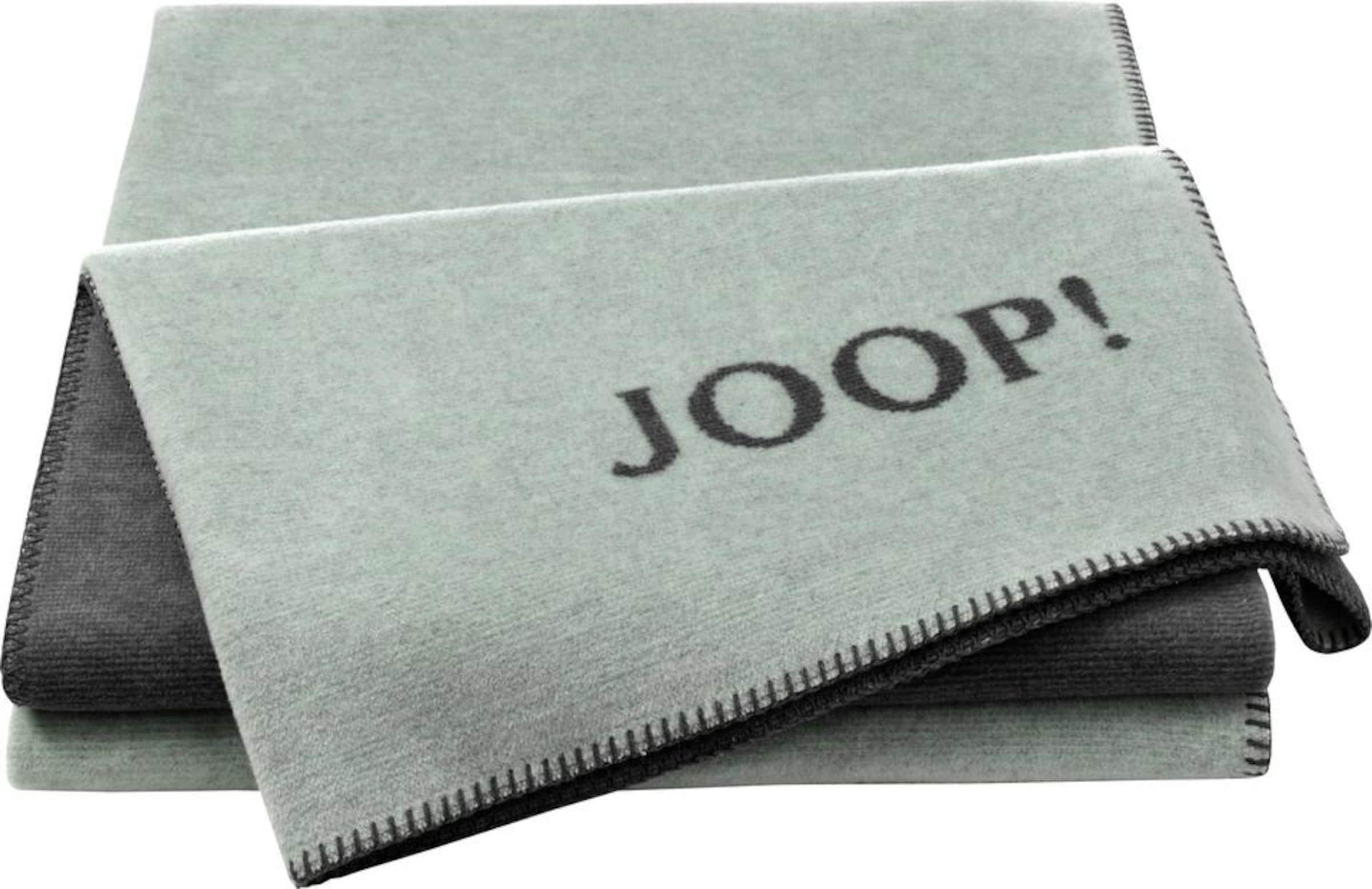 Doubleface' 'melange Mint Doubleface' Mint In JoopWohndecke 'melange JoopWohndecke In JoopWohndecke WH9DIE2