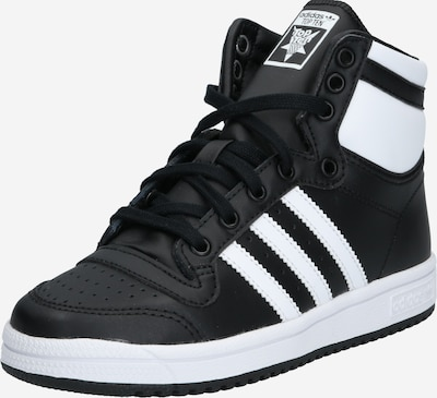 ADIDAS ORIGINALS Sneaker 'TOP TEN HI' in schwarz, Produktansicht