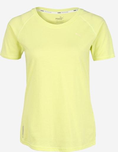 Tricou funcțional 'Ace' PUMA pe galben neon, Vizualizare produs