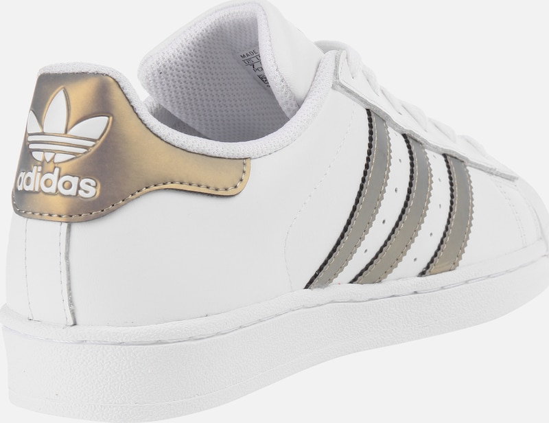 In Originals 'superstar' GoudWit Laag Sneakers Adidas ygbf76