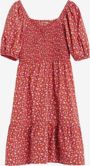 MANGO Ljetna haljina 'Chenai' u miks boja / crvena, Pregled proizvoda