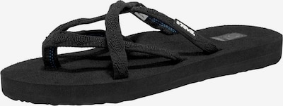 TEVA Zehentrenner 'Olowahu W´s' in schwarz, Produktansicht