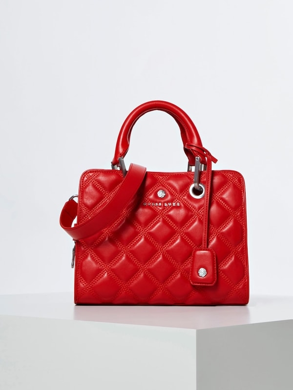 GUESS Tasche in rot | ABOUT YOU