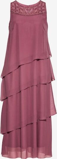 SHEEGO Robe de soirée en rose ancienne, Vue avec produit