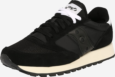 saucony Sneakers 'JAZZ ORIGINAL VINTAGE' in schwarz / offwhite, Produktansicht