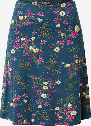King Louie Spódnica 'Yuko' w kolorze gołąbkowo niebieski / mieszane kolorym, Podgląd produktu