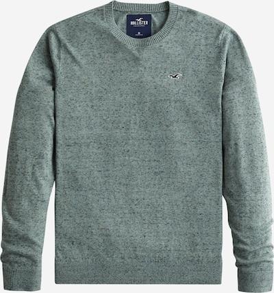 HOLLISTER Pullover in grünmeliert, Produktansicht