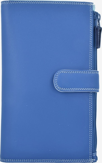 mywalit Geldbörse 'Urban Sky' in blau / hellblau, Produktansicht