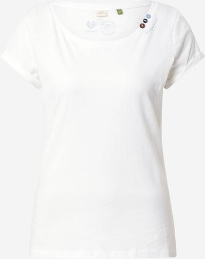Marškinėliai 'FLORAH' iš Ragwear , spalva - šviesiai mėlyna / balta, Prekių apžvalga