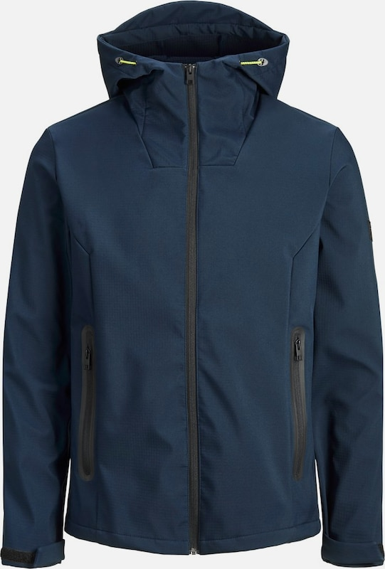 JACK & JONES Jacke 'COPEARCE' in dunkelblau, Produktansicht