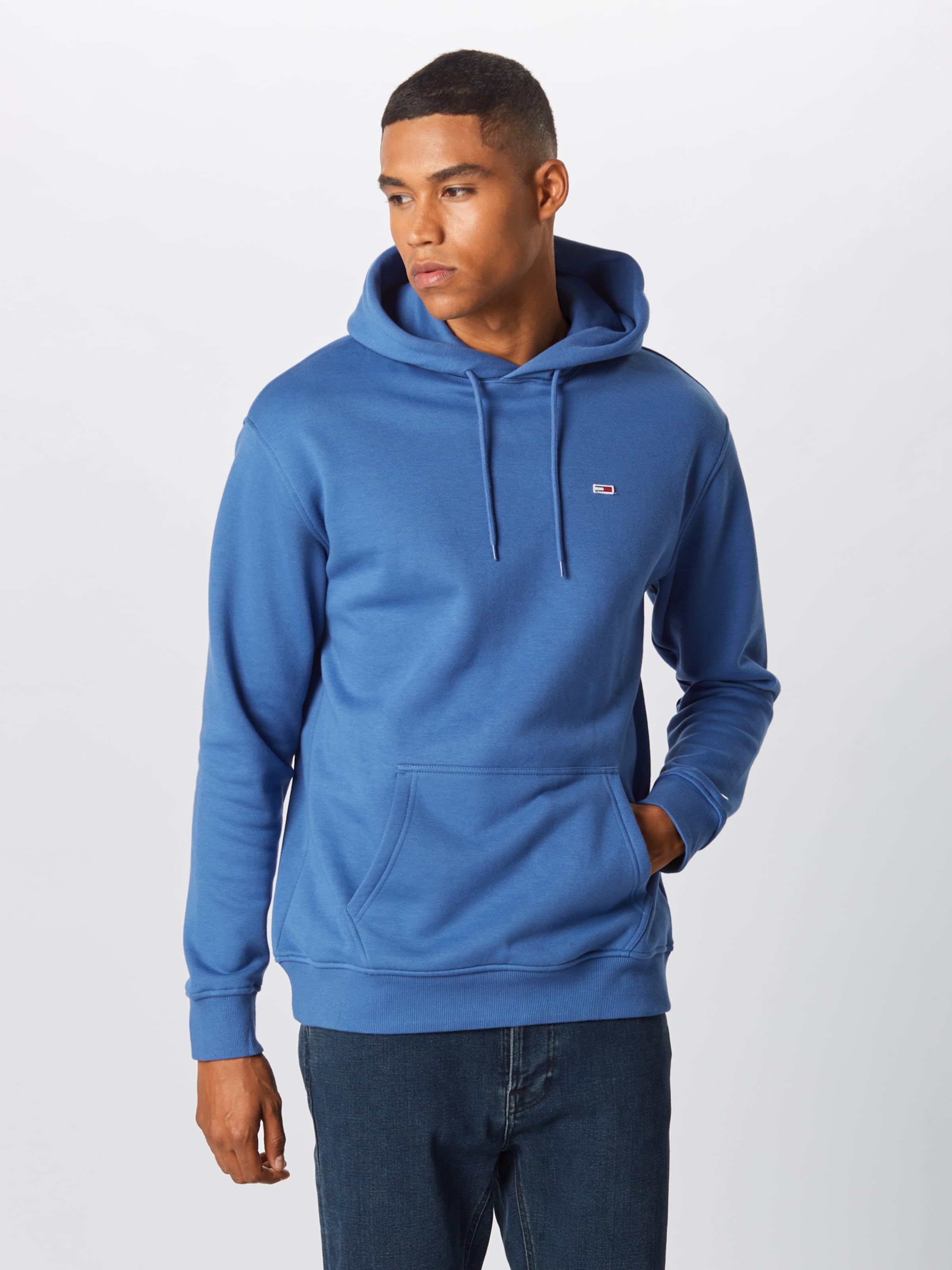Classics Sweatshirt Tommy Blau 'tommy Jeans Hoodie' In UGMqSzVp