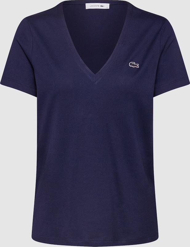 LACOSTE T-Shirt in marine  Markenkleidung für Männer Männer Männer und Frauen 8a6d2c