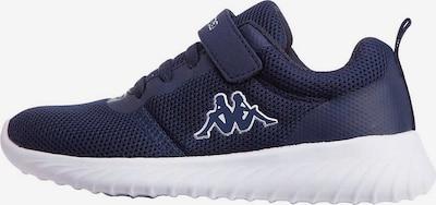 KAPPA Sneakers in blau / weiß, Produktansicht