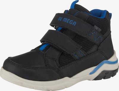 Be Mega Schuhe in blau / schwarz, Produktansicht