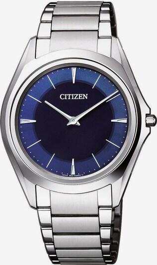 CITIZEN Uhr 'AR5030-59L' in blau / schwarz / silber, Produktansicht