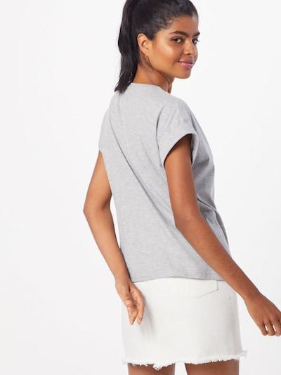 MOSS COPENHAGEN T-shirt 'Alva STD' en gris: Vue de dos