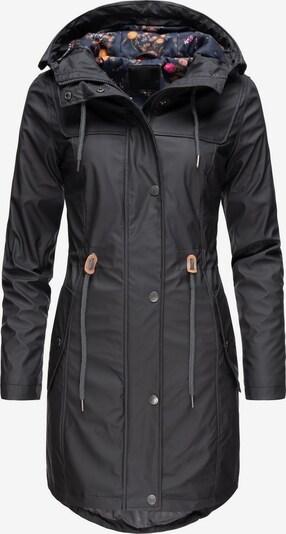 Peak Time Regenjacke ' L60042 ' in schwarz, Produktansicht