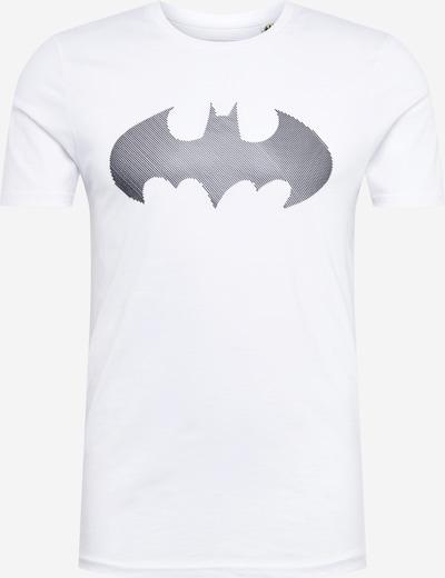 Mavi T-Shirt 'BATMAN' in silbergrau / weiß, Produktansicht