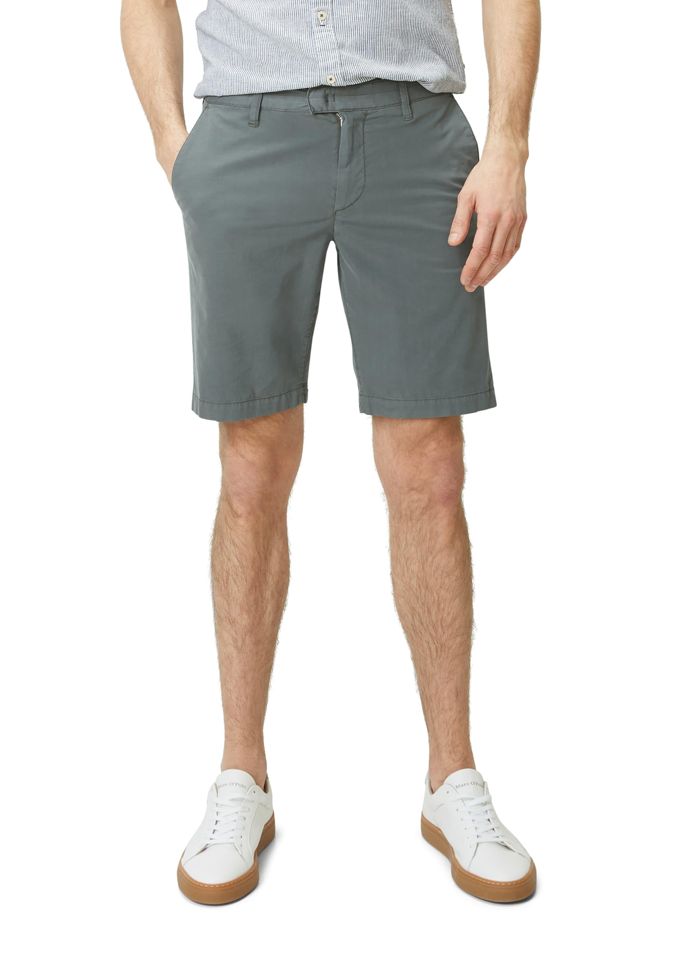 'salo' Basaltgrau Shorts Chino In O'polo Marc ukXiZP