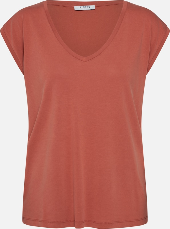 T shirt Rouge Pieces En j435AqRL