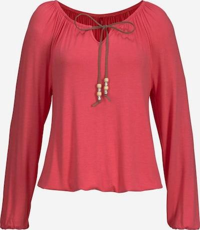 s.Oliver Strandshirt in hellrot, Produktansicht