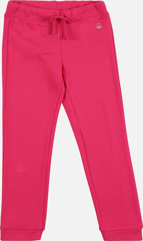 UNITED COLORS OF BENETTON Pantalon en rose, Vue avec produit