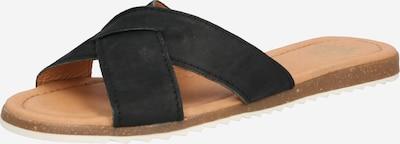 Apple of Eden Pantolette 'SS20-TAIS' in schwarz, Produktansicht