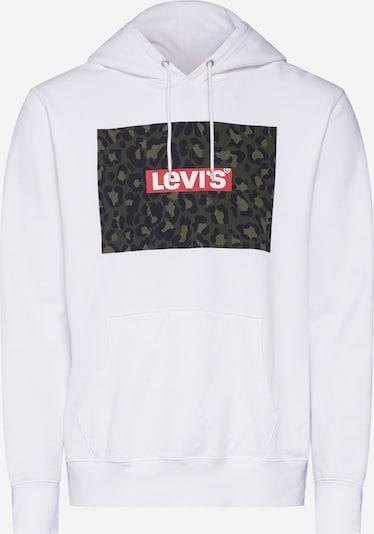 fehér LEVI'S Tréning póló ' Classic Batwing ', Termék nézet