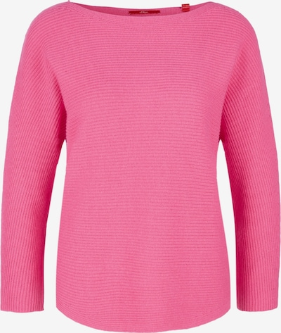 s.Oliver Pullover in pink, Produktansicht