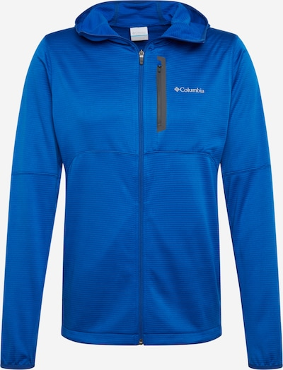 COLUMBIA Fleecejacke 'Tech Trail' in blau, Produktansicht