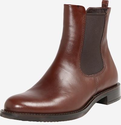 ECCO Chelsea Boots 'Sartorelle 25' en marron châtaigne, Vue avec produit
