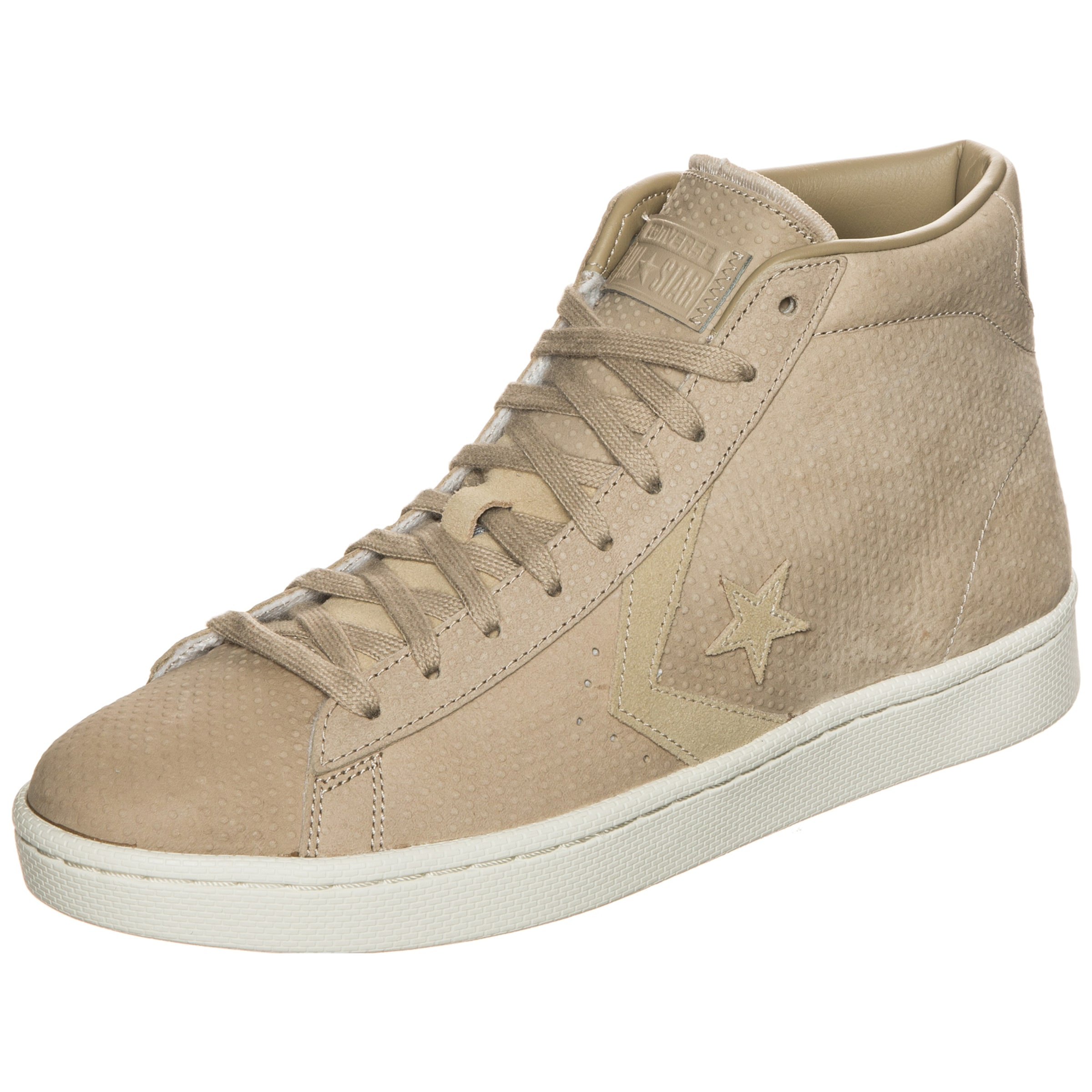 CONVERSE  Pro Leather 76 Lux Leather Mid Mid Leather  Sneaker 173e2f