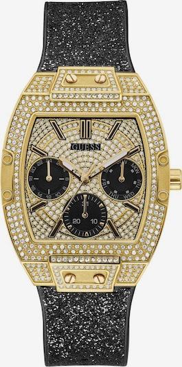 GUESS Uhr in gold, Produktansicht