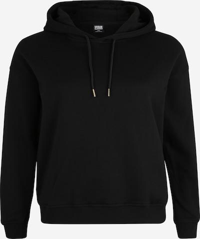 Urban Classics Curvy Sweatshirt in de kleur Zwart, Productweergave
