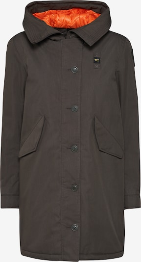 Blauer.USA Parka 'IMPERMEABILE / TRENCH LUNGHI IMBOTTITO' in oliv, Produktansicht