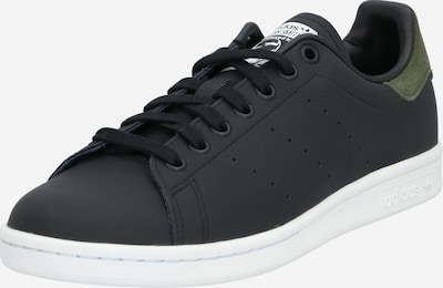 ADIDAS ORIGINALS Baskets basses 'STAN SMITH' en noir, Vue avec produit