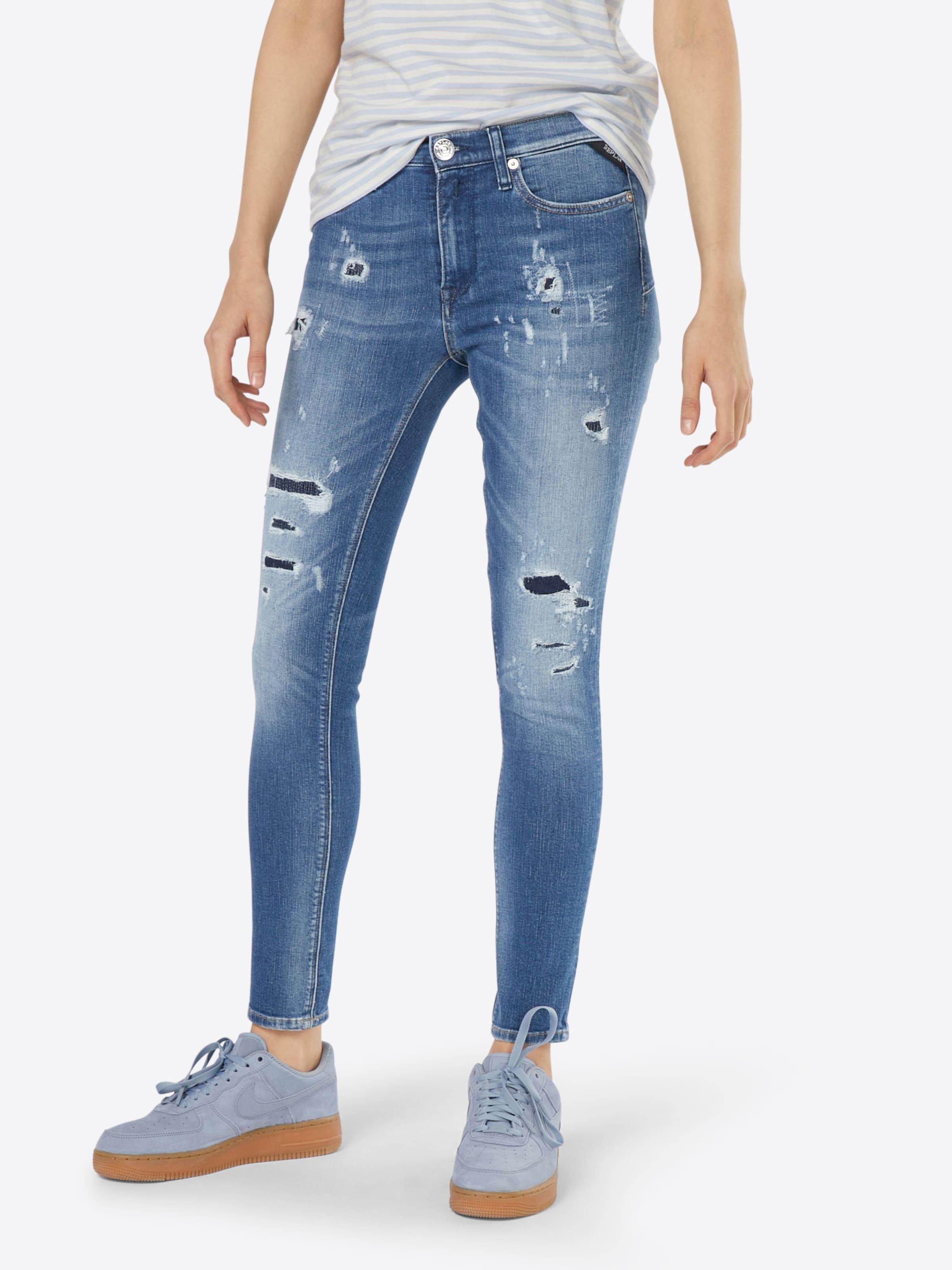 REPLAY 'ELAEBER' Jeans Rabatt Ebay Auslass Sast Günstig Kaufen Neue Ankunft Geringster Preis Klassisch aMzGfAh
