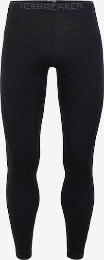 Icebreaker Leggings '200 Oasis' in schwarz, Produktansicht