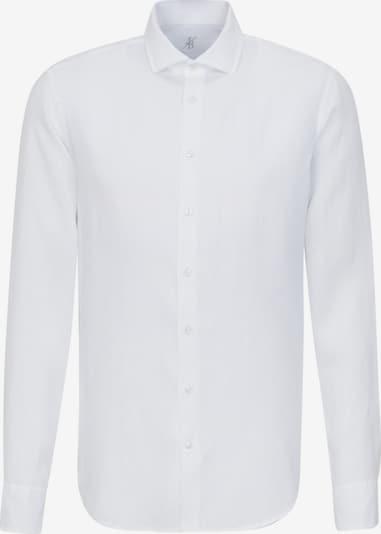 Jacques Britt Smart Casual Hemd ' Perfect Fit ' in weiß, Produktansicht