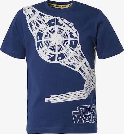 STAR WARS T-Shirt in blau, Produktansicht