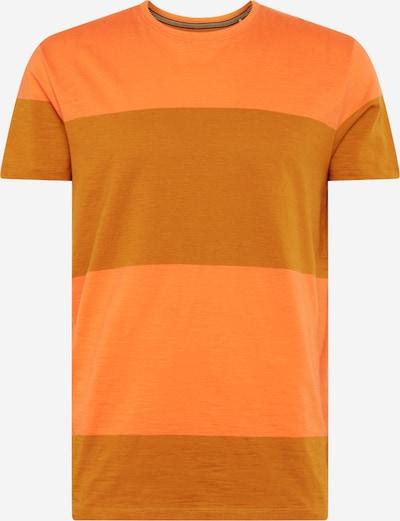 ESPRIT Shirt in de kleur Mosterd / Oranjerood, Productweergave