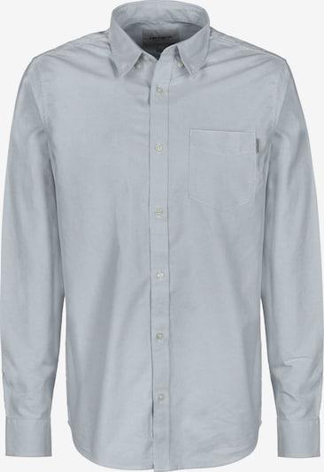 Carhartt WIP Langarmhemd ' Button Down Pocket ' in hellgrau, Produktansicht