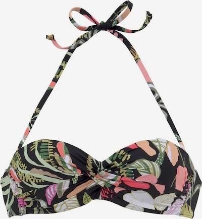 s.Oliver Bikinitop 'Herbst' in de kleur Gemengde kleuren, Productweergave