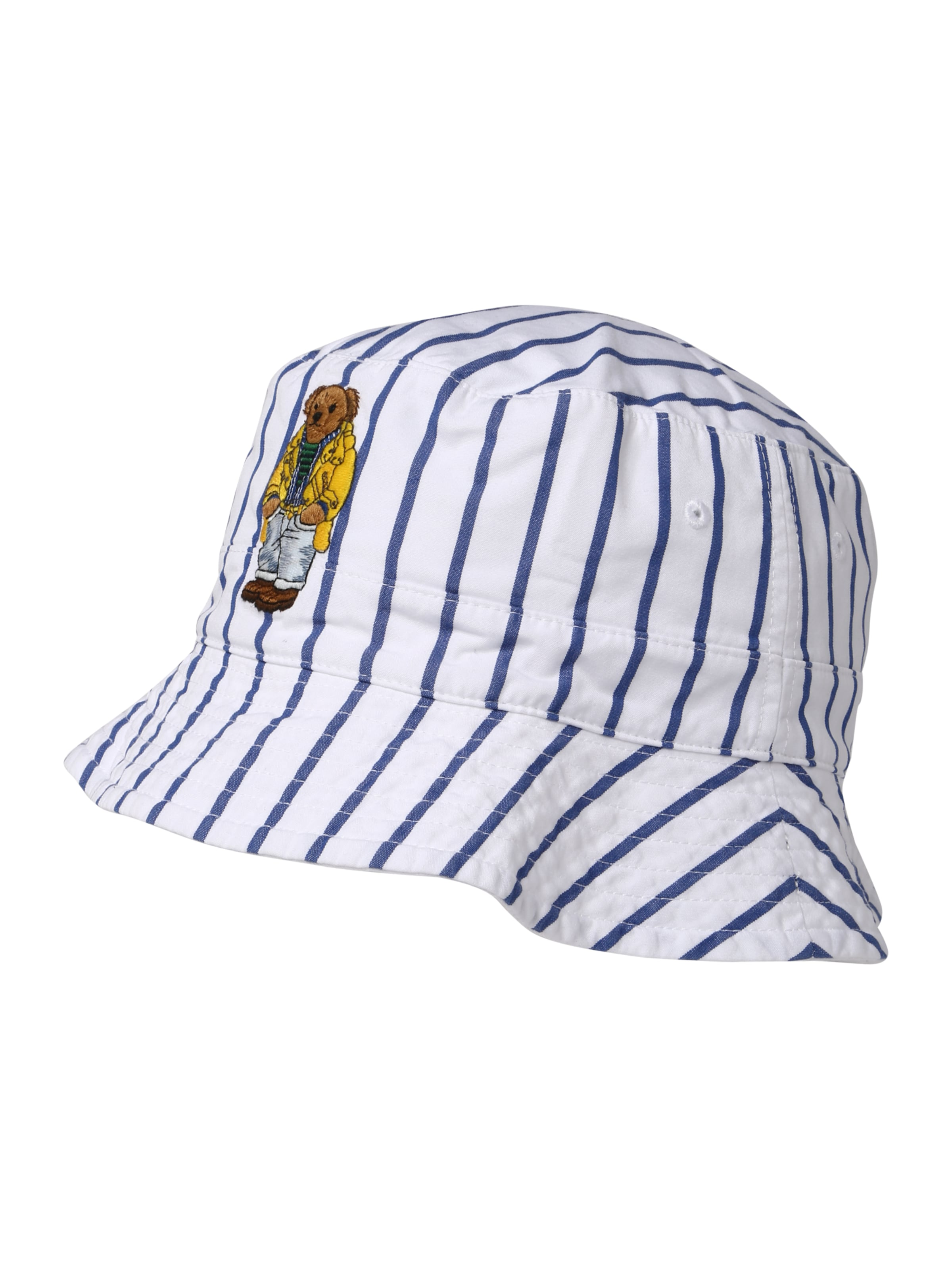 Bucket Cap' 'reversible Hut Lauren Weiß Polo Ralph In WrxBdCoe