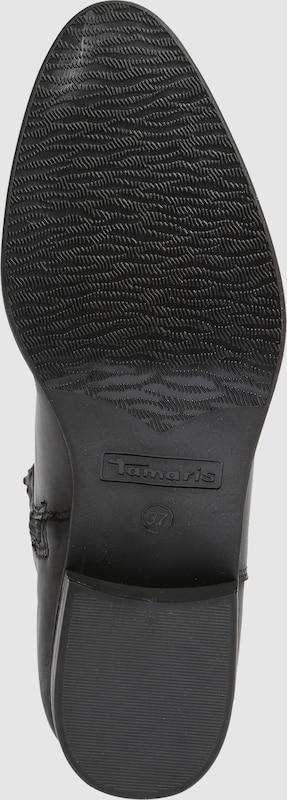 TAMARIS Hohe Stiefel aus Leder