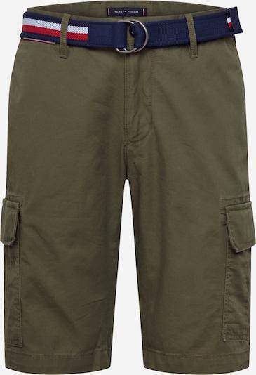 Laisvo stiliaus kelnės 'John' iš TOMMY HILFIGER , spalva - rusvai žalia, Prekių apžvalga